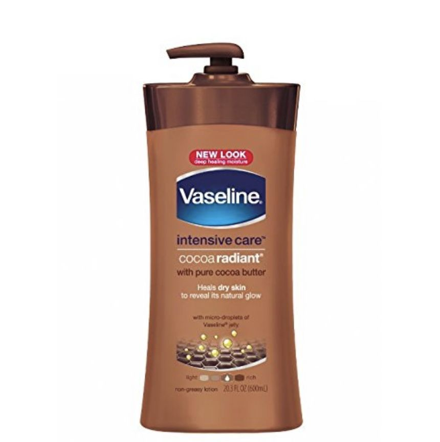 Cocoa Radiant Intensive Care Lotion