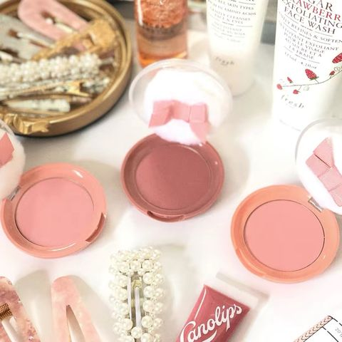 These silky smooth blushes are to die for!