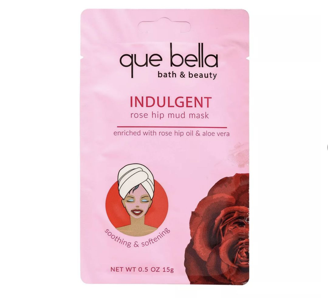 Indulgent Rose Hip Oil Mud Face Mask