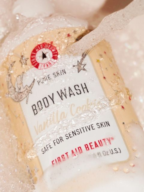 Body wash that actually helped my dry skin.