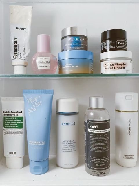 My Favorite Korean Skincare Products