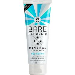 Mineral Body Sunscreen Gel Lotion SPF 30