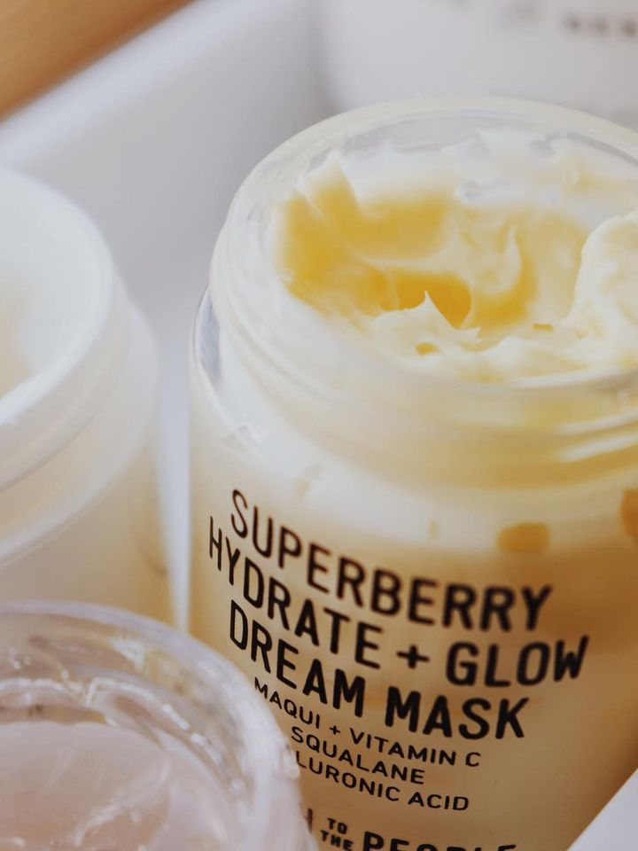 I'm featuring my favorite overnight masks Who else... | Cherie