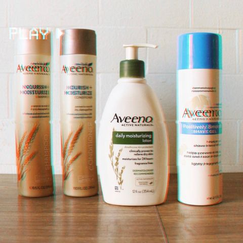 Aveeno Product Review