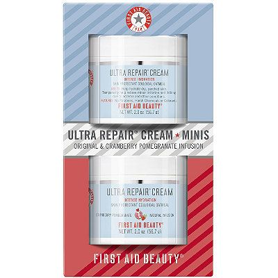 Ultra Repair Cream Minis Original & Cranberry Pomegranate