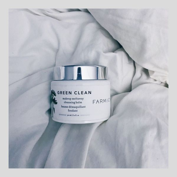 FARMACY Green Clean Cleansing Balm Review | Cherie