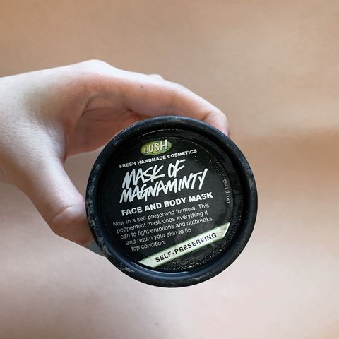 I'd rather get coal than Lush Mask of Magnaminty