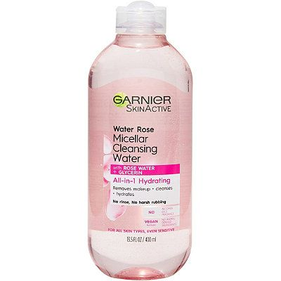 SkinActive Micellar Cleansing Water with Rose Water