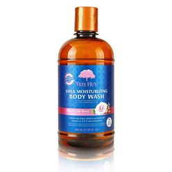 Shea Moisturizing Body Wash, Moroccan Rose