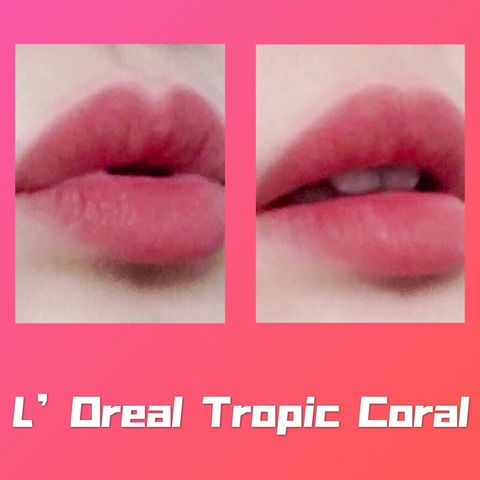 How did I live without coral lipstick!👄