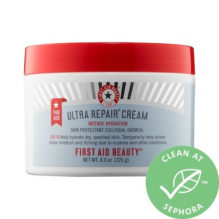 Ultra Repair Cream Intense Hydration, FIRST AID BEAUTY, cherie
