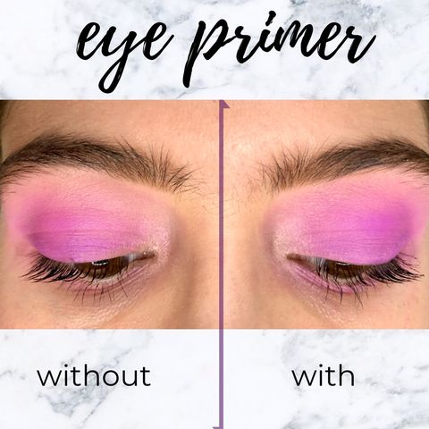 😌Eye Primer = No More Creasing