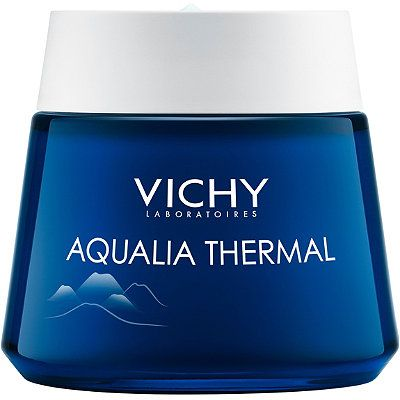 Aqualia Thermal Hydrating Night Cream with Hyaluronic Acid