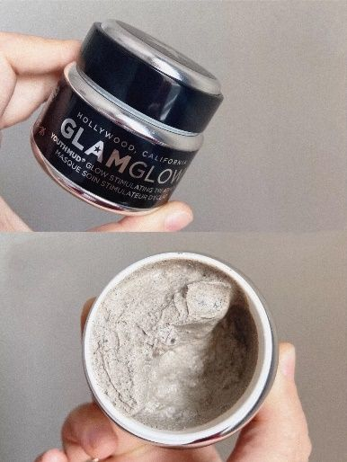 Weapons to Date🥰🥰🥰 You won't go wrong with this Glam glow mud mask!🤩