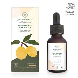 Cold Pressed Marula Carrier Oil