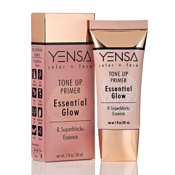 Tone Up Primer Essential Glow, YENSA, cherie