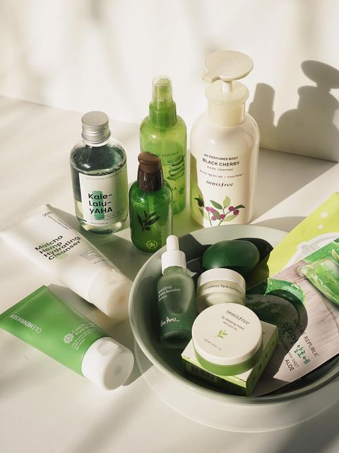 Green goodies to repurchase