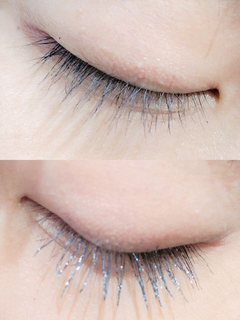 There are stars on your eyelashes⭐🌌