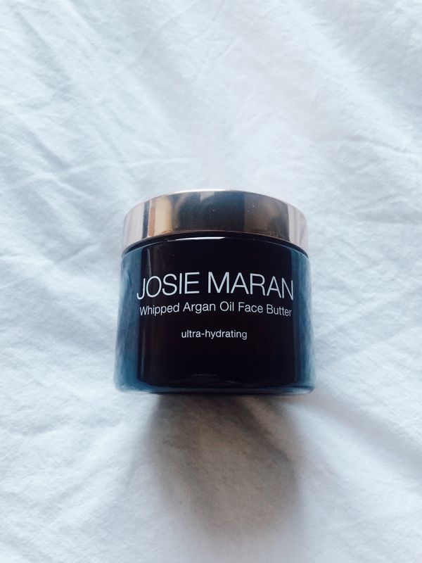 Josie Maran whipped Argan oil face butter | Cherie