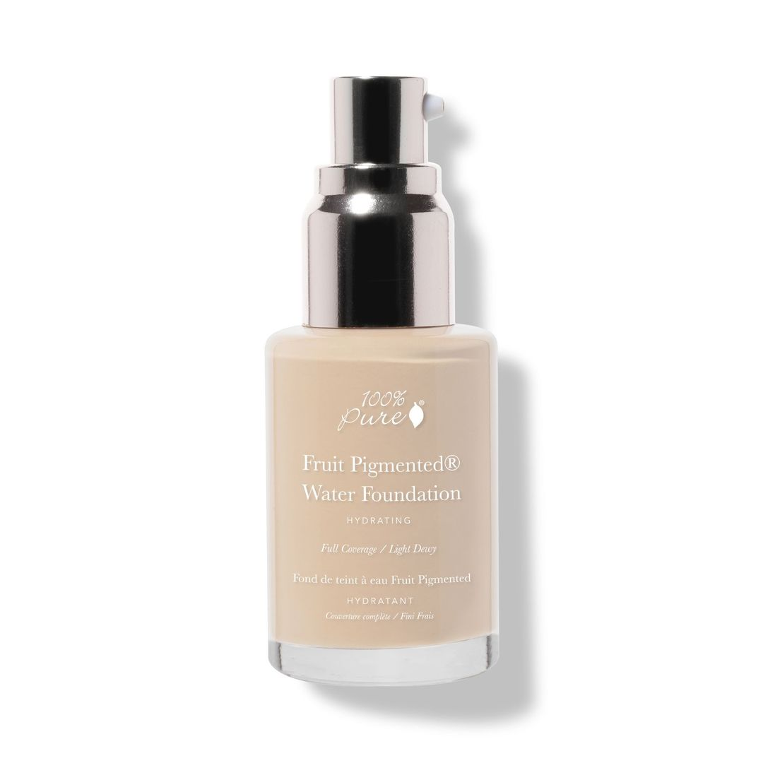 Fruit Pigmented Full Coverage Water Foundation