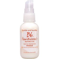 Travel Size Bb.Hairdresser's Invisible Oil Heat/UV Protective Primer