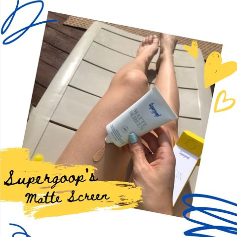 SUNSCREEN THAT BLURS IMPERFECTIONS✨