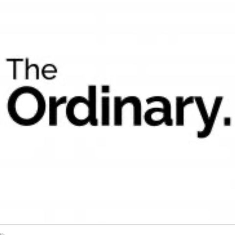 My routine - The Ordinary AM