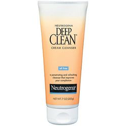 Deep Clean Cream Cleanser