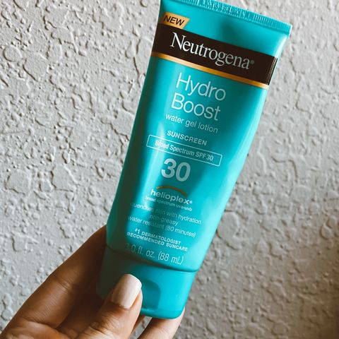 EMPTY - FAVE SPF EVER