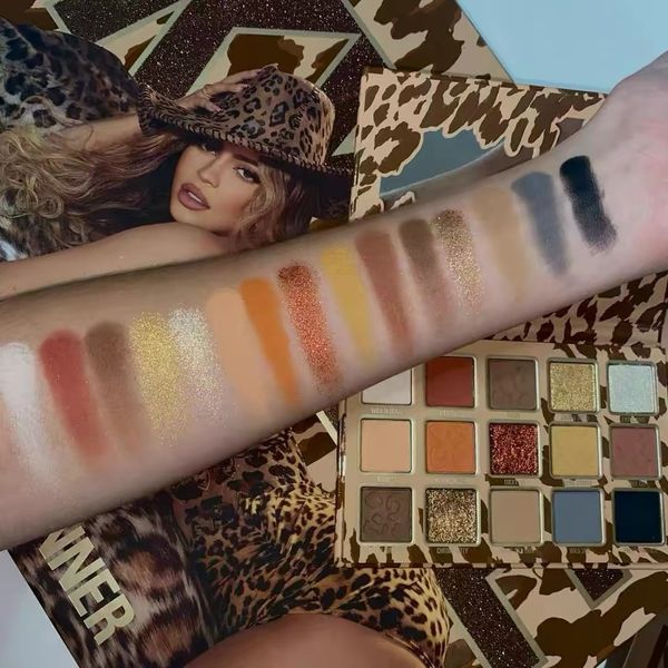 NEW Kylie Cosmetics Leopard Collection Review | Cherie