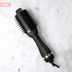 Rose Gold Blowout Dryer Brush