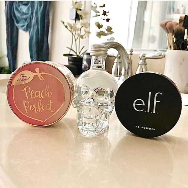 Current Setting Powders 💀 | Cherie