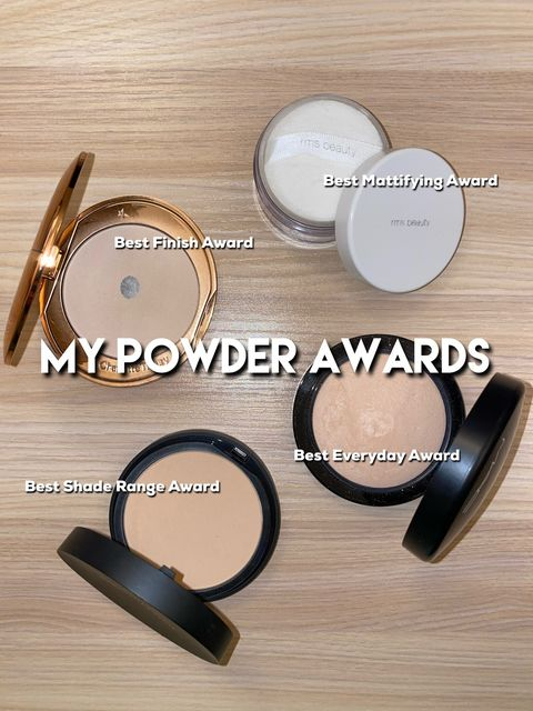 MY POWDER AWARDS