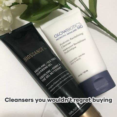 No regret cleansers