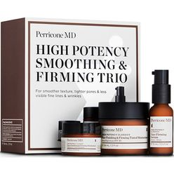 High Potency Smoothing & Firming Trio