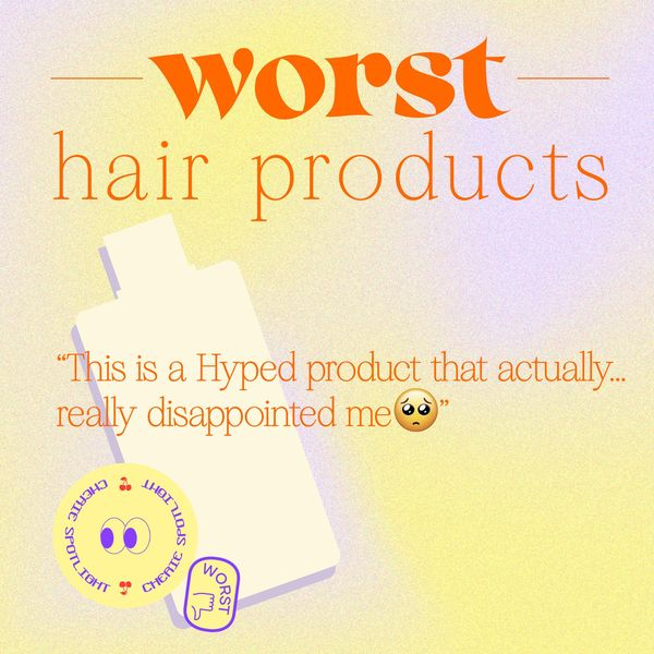 🏷 WORST Hair Products  is trending! | Cherie