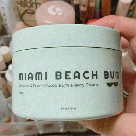 My favorite body cream for stretch marks!