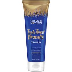 Triple Threat Brunette Blue Treatment Shampoo