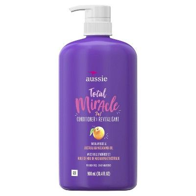 Total Miracle Conditioner with Apricot For Damage Hair
