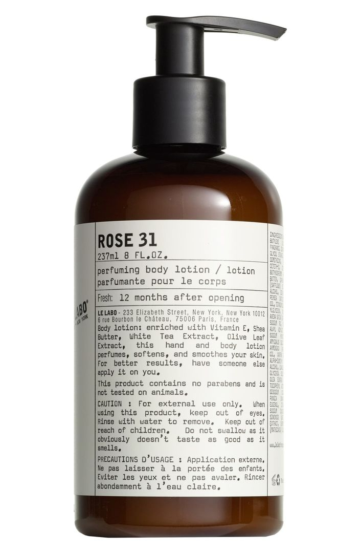 Rose 31 Body Lotion