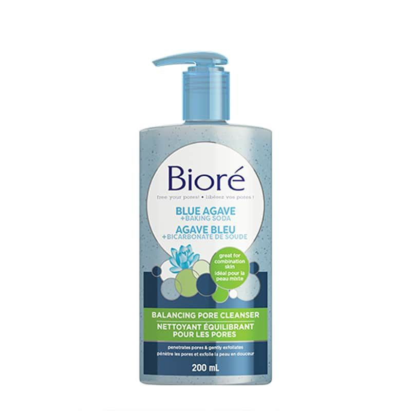Blue Agave & Baking Soda Pore Balancing Cleanser