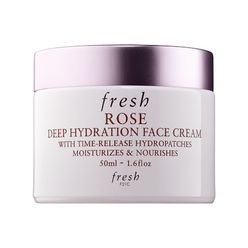 Rose & Hyaluronic Acid Deep Hydration Moisturizer