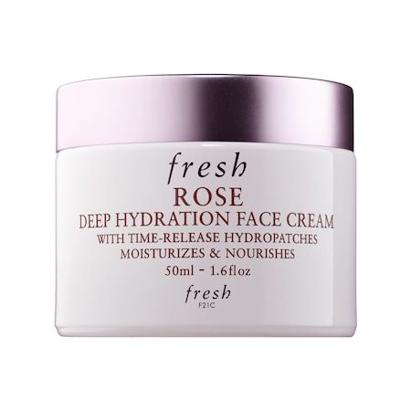 Rose & Hyaluronic Acid Deep Hydration Moisturizer, fresh, cherie