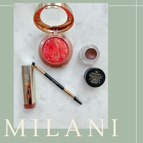 MILANI Makeup Picks - Vegan & Cruelty Free