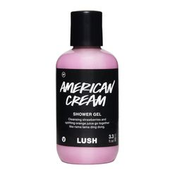 American Cream Shower Gel
