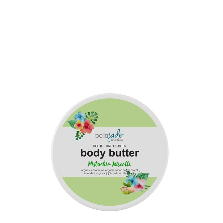 Deluxe Pistachio Biscotti Whipped Body Butter