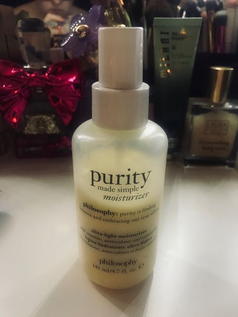 All time fave moisturizer