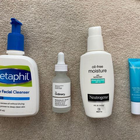 Morning Skincare Routine for Oily Skin