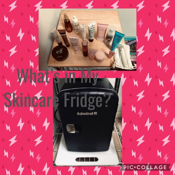 What's in My Skincare Fridge? Let's Look 👀! | Cherie