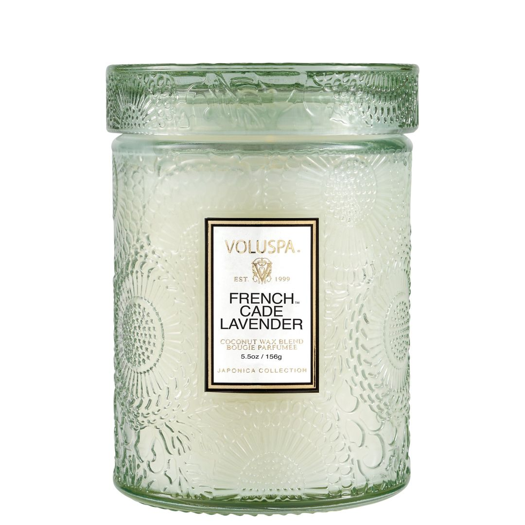 French Cade Lavender Small Jar Candle French Cade Lavender